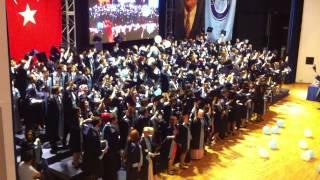 Gazi Üniversitesi Tıp Fakültesi Mezuniyet Töreni 2014