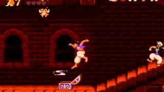 (Super Nintendo) Disney's Aladdin - Episode 7