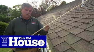 How to Repair a Leaky Gutter - This Old House