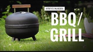 Steve Makes: Picnic BBQ / GRILL