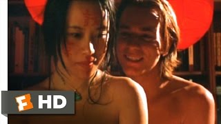 The Pillow Book (1996) - The Ritual Scene (6/11)   Movieclips