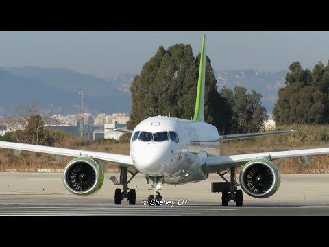 Xxx Mp4 HD 1080p AirBaltic Bombardier CS300 Barcelona El Prat BCN LEBL 3gp Sex