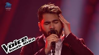 Craig - Lady in Red | The Live Show Round 8 | The Voice SA