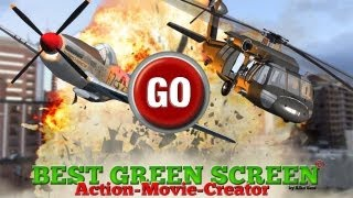 Action Movie Creator App for I-Phone and Android  - create mobile FX Effect Movies