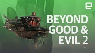 Beyond Good & Evil 2 | First Look | E3 2017