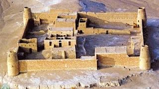 جولة من الماضي قصر كاف الاثري شمال المملكة العربية السعودية