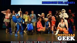 Costume Contest / Concurso de Disfraces  (LIVE/VIVO) MOMOCON 2016 - JBWEBTV LIVE