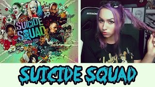 SUICIDE SQUAD (SPOILER FREE) REVIEW / Bunny Girl's Thoughts