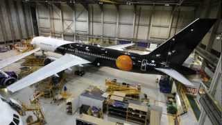 Titan Airways Boeing 757 - Maintenance by Monarch Aircraft Engineering
