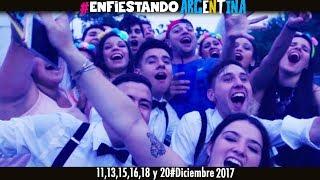 El Apache Ness - #EnfiestandoArgentina  11, 13, 15, 16, 18 y 20 #Diciembre #BuenosAires