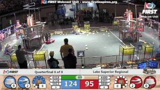 Quarterfinal 6 - 2017 Lake Superior Regional