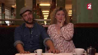 France 2 | Candice Renoir saison 5 : Cécile Bois & Raphaël Lenglet, interview n° 1