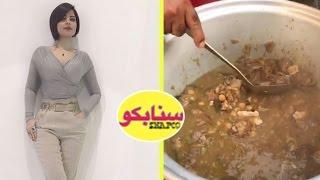 شاهد شمس الكويتية تعيب على الاكل الخليجي ! والعربي