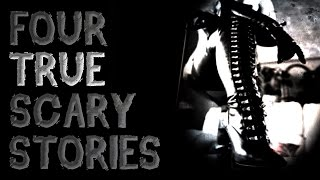 4 True Creepy and Kinky Stories | Terrible Date, Live Porno and Dominatrix Boots!
