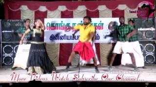 Tamil Record Dance 2017 / Latest tamilnadu village aadal padal dance / Indian Record Dance 2017  595