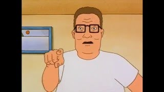 King of the Hill  You're a Loser
