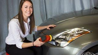 How To Restore Car Headlights - آموزش حرفه ای براق ونو کردن چراغ های اتومبیل