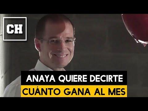 Xxx Mp4 ¡POR FIN Ricardo Anaya Nos Dice Cuánto Gana Al Mes En Un Spot Previo Al Segundo Debate Presidencial 3gp Sex