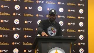 Mike Tomlin explains Steelers' last plays vs. New England Patriots
