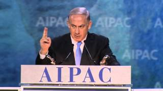 PM Netanyahu's Speech At AIPAC 2015