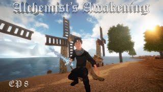 Alchemist's Awakening - Ep 8 Potions, New Mechanics & More Mobs