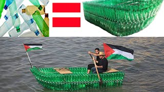 make a boat from Empty plastic bottles 2015 HD - sks bottles - plastic bottles wholesale