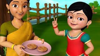 அதிரசமாம் அதிரசம் | Tamil Rhymes for Children | Infobells