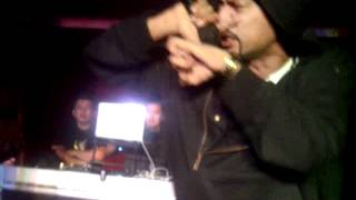 kali Denali~Bohemia & Jhind live @ club visionz.3GP