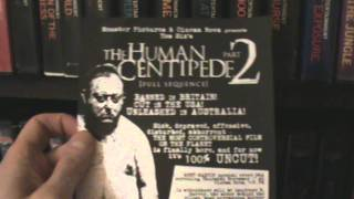 Finally a new update & the Human Centipede 2 now cut in Australia by 30 seconds