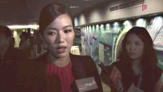 Star Awards 2013 Show I: Stars respond to Huang Wen Yong's death