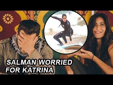 Xxx Mp4 Salman Khan Worried About Katrina Kaif S Dangerous Stunts In Tiger Zinda Hai 3gp Sex