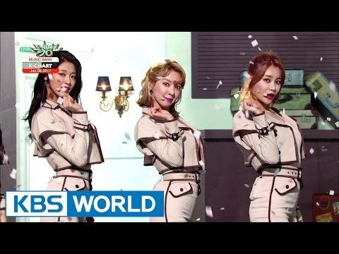 Download AOA - Excuse me [Music Bank COMEBACK / 2017.01.06]