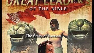Great Leaders of the Bible  Full Movie  rare english tape