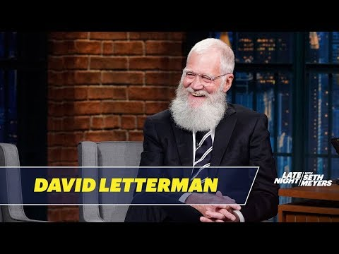 Xxx Mp4 David Letterman Ordered Chinese Food While His Wife Was In Labor 3gp Sex