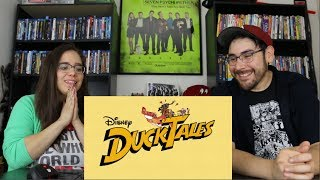 DuckTales - New INTRO and THEME SONG Reaction / Review