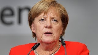 Merkel suggests Iran-style talks for DPRK nuclear issue
