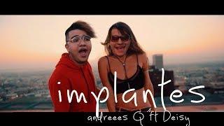 Greeicy Ft Mike Bahía - Amantes (IMPLANTES PARODIA)