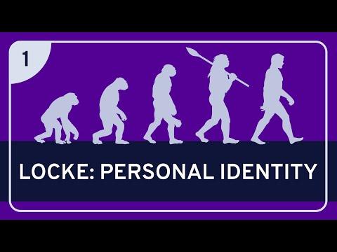PHILOSOPHY - History: Locke on Personal Identity #1