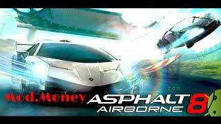 ★MOD MONEY★ Asphalt 8 Airborne APKmania (german)