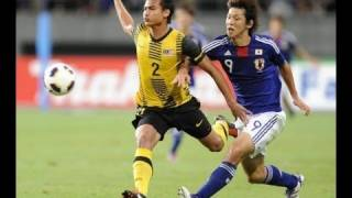 Japan vs Malaysia: Asian Qualifiers 2012  (Round 3, Match day 1))