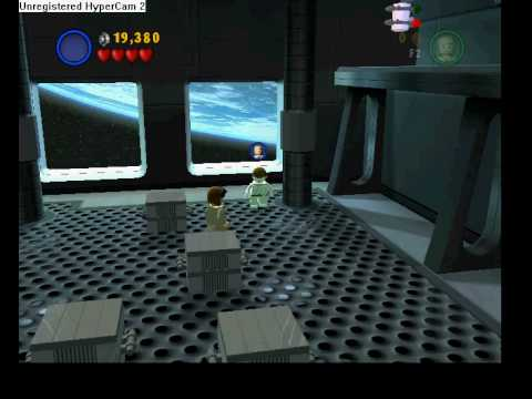 Lego Star Wars Episode 1 chapter 1 Freeplay 10 10 minkit