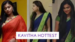[Fan request] Vijay Tv Kavitha Hottest show HD~RP