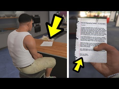 Xxx Mp4 GTA 5 This Easter Egg Proves CJ Is Franklin S Dad 3gp Sex