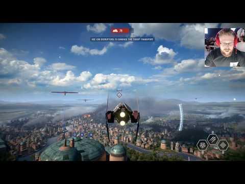 Xxx Mp4 Star Wars Battlefront II Gameplay Live From EA Play Battlefront 2 Multiplayer Gameplay LIVE 3gp Sex