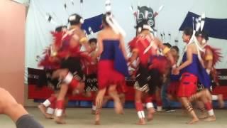 Ao Naga  Dance