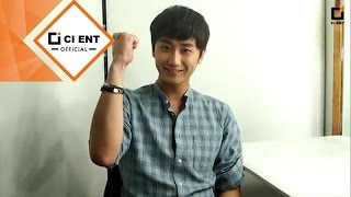 [KIM HYUNG JUN(김형준)] - 'Cross the line' CELEBRATION VIDEO BY HEO YOUNG SAENG
