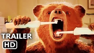 PADDINGTON 2 Official Trailer #2  (2017) New Animation & Kids Movie HD