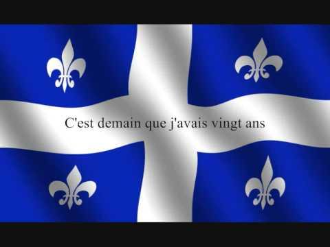 Hymne du Quebec national anthem of quebec