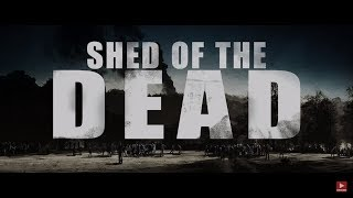 SHED OF THE DEAD Official Trailer (2018) Zombie Comedy Horror