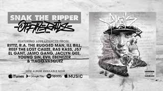 13. Snak The Ripper - Criminal Ideas ft. ILL Bill & Reef The Lost Cauze (Prod. by C-Lance)